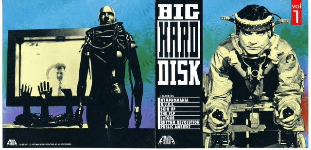 [House, Techno, Trance] VA - Big Hard Disk vol.1 (smash records, US)`1992 202