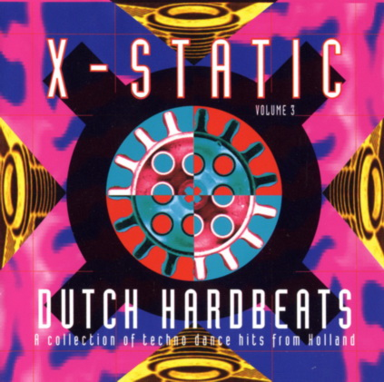 [Hard House, Techno] Various - X-Static Volume 3 - Dutch Hardbeats - 1992 3