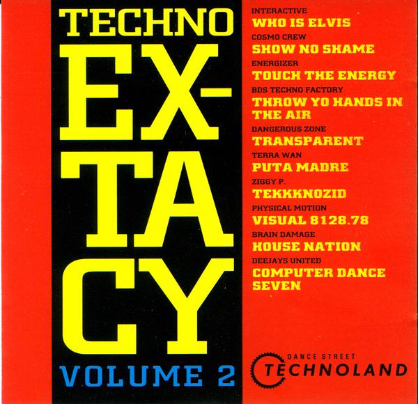 [Trance, Techno] Various - Techno Ex-Tacy Vol. 2 R2420911217742868